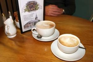 6 Leakeys latte